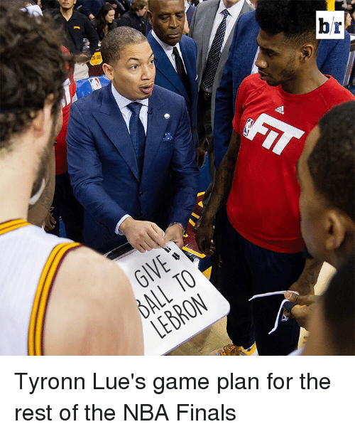 LeBron and Tyronn Lue meeting at Summer League in Vegas gets...