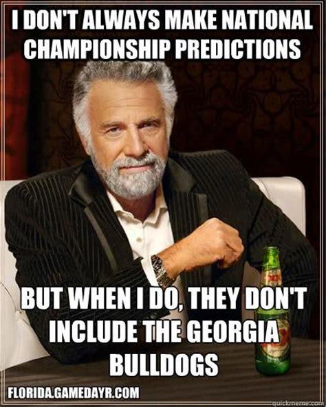 Georgia Bulldog Memes : georgia, bulldog, memes, Georgia, Bulldogs, Memes