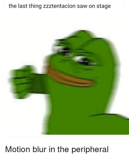 Blurred Image Meme : blurred, image, Motion