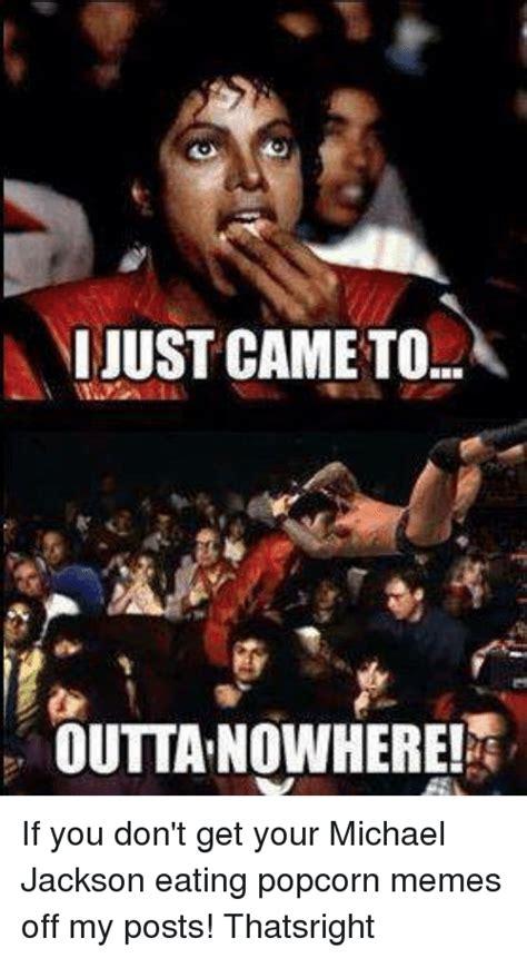 Michael Jackson Popcorn Meme : michael, jackson, popcorn, Michael, Jackson, Eating, Popcorn, Memes
