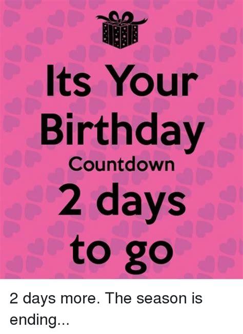 Birthday Countdown Meme : birthday, countdown, Birthday, Countdown, Memes