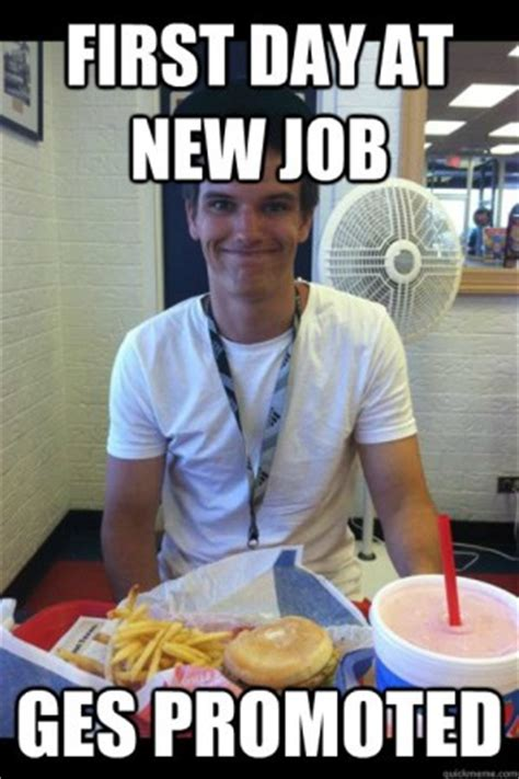 Good Luck New Job Meme : Memes