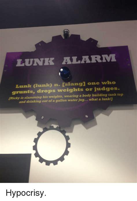 Lunk Alarm : alarm, Alarm, Memes