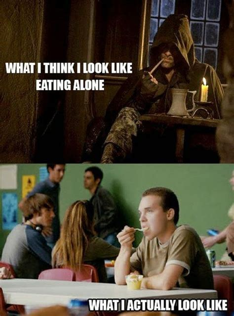 Eating Alone Funny : eating, alone, funny, Eating, Alone, Memes