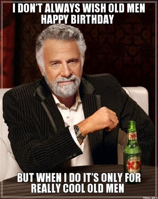 Birthday Meme For Men : birthday, Birthday, Memes