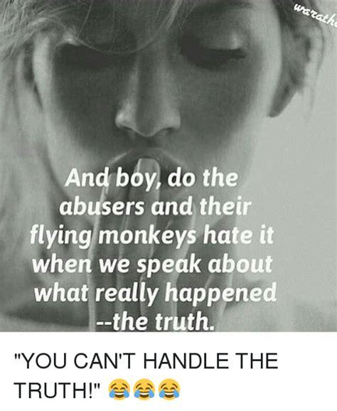 Flying Monkey Narcissist Meme : flying, monkey, narcissist, Flying, Monkeys, Memes