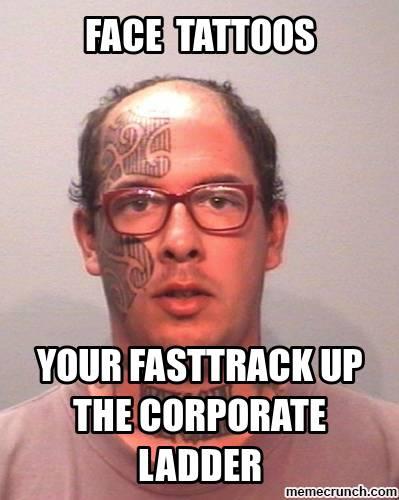 Face Tattoo Meme : tattoo, Tattoo, Memes