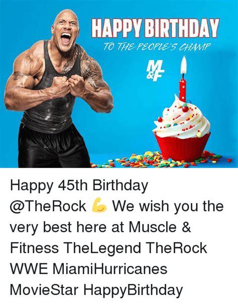 Fitness Birthday Meme : fitness, birthday, Happy, Birthday, Memes