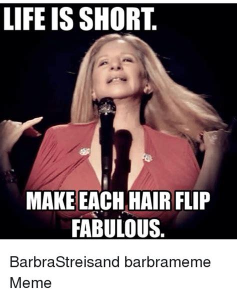 Flips Hair Meme : flips, Memes