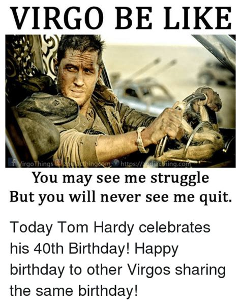 Virgo Birthday Meme : virgo, birthday, Virgo, Birthday, Memes