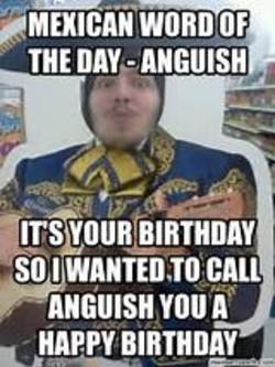 Funny Happy Birthday Meme In Spanish : funny, happy, birthday, spanish, Happy, Birthday, Spanish, Memes