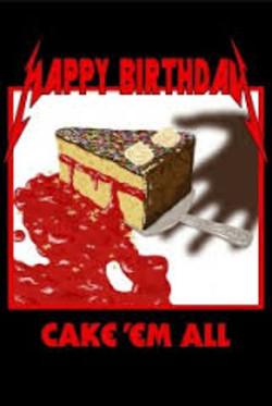 Happy Birthday Metal Meme : happy, birthday, metal, Heavy, Metal, Birthday, Memes