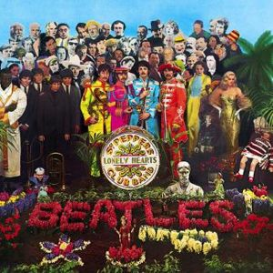 The Beatles - Sgt. Pepper's Lonely