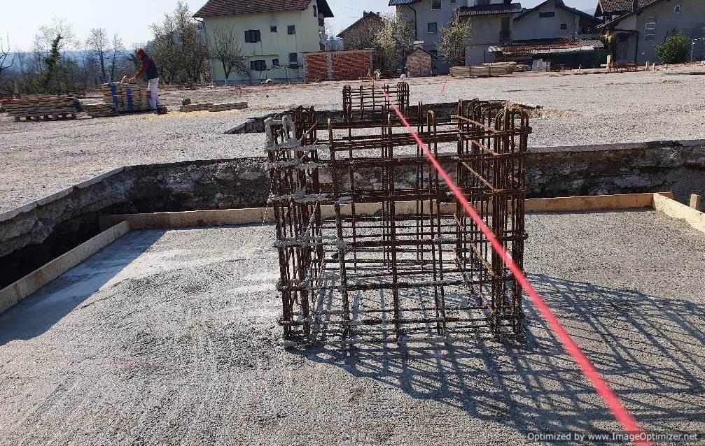 U toku je izvođenje radova na proizvodnoj hali