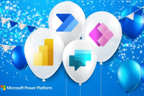 Microsoft Power Platform のロゴが変わりました