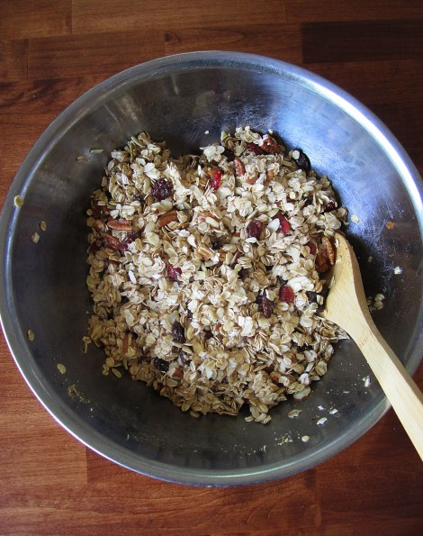 Basic GF Granola | memo2munch