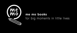 An image showing the logo for the me mo books website