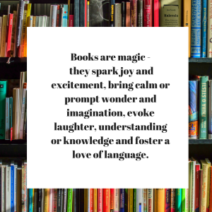 Books are magic no 2
