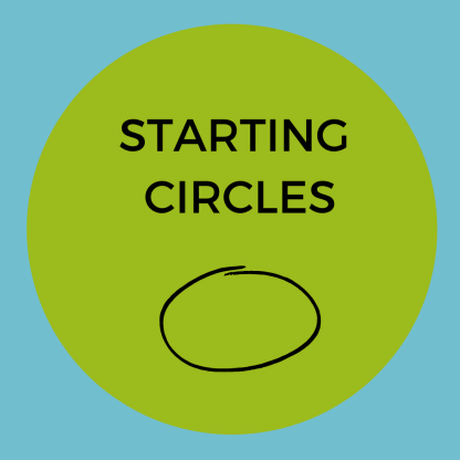 Starting Circles Badge