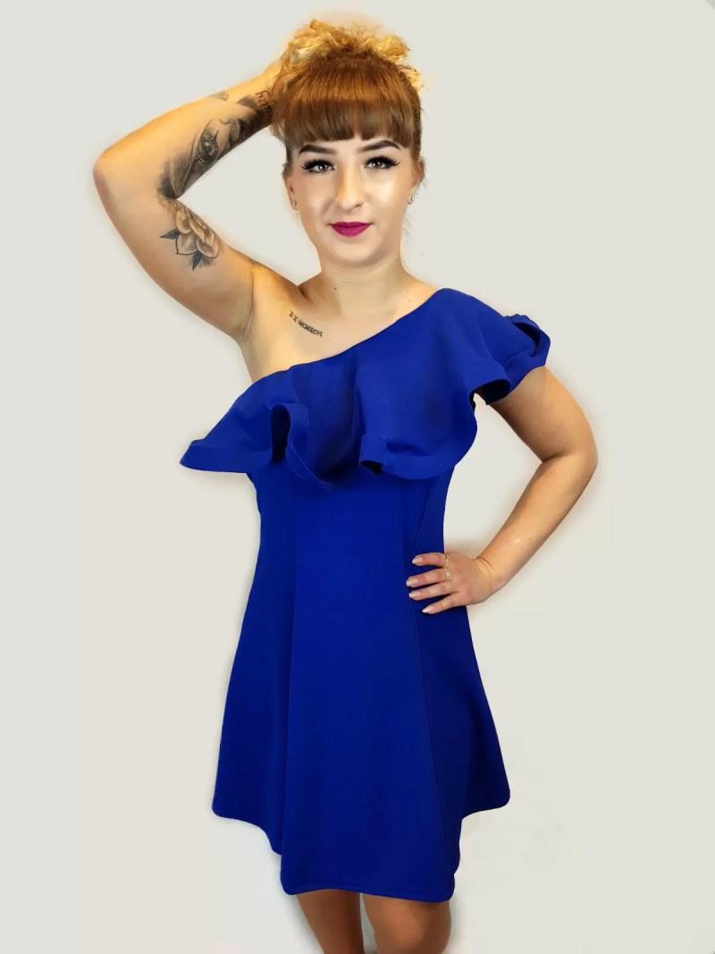 flap jurk dames