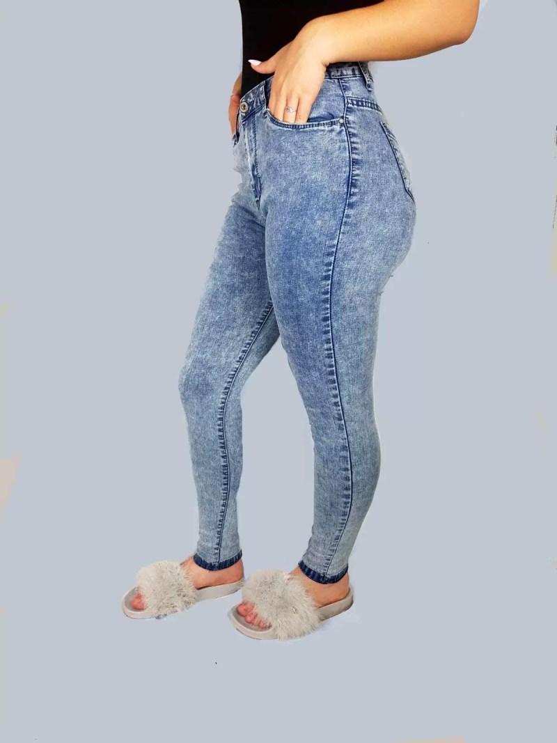 lichte spijkerbroek voor dames