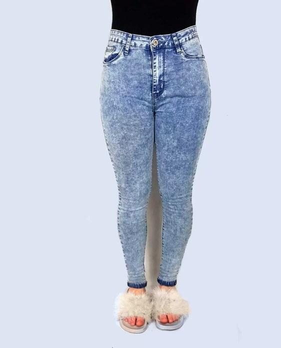 lichte spijkerbroek dames