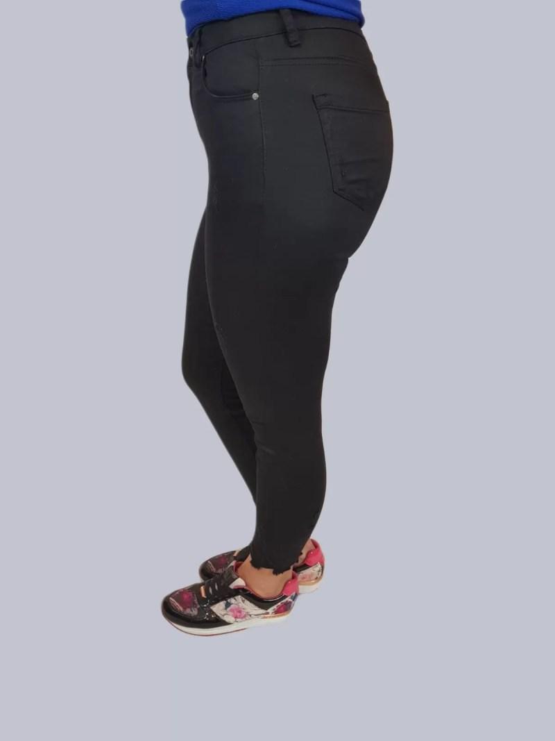 dames broek zwart