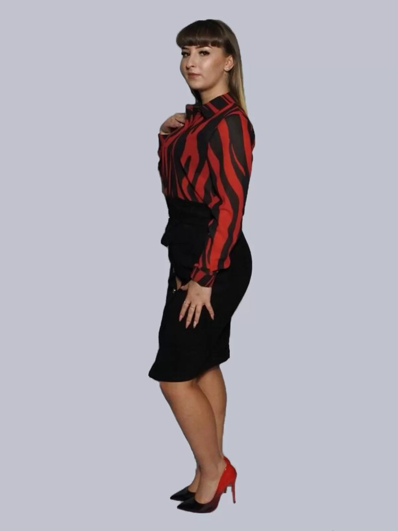 rood-zwart-blouse