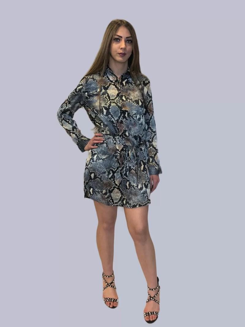 slangen-print-blouse