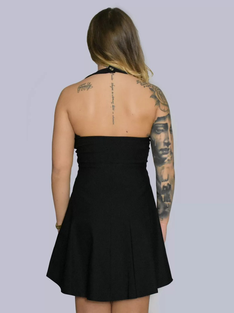 tergu zwart zomer jurk