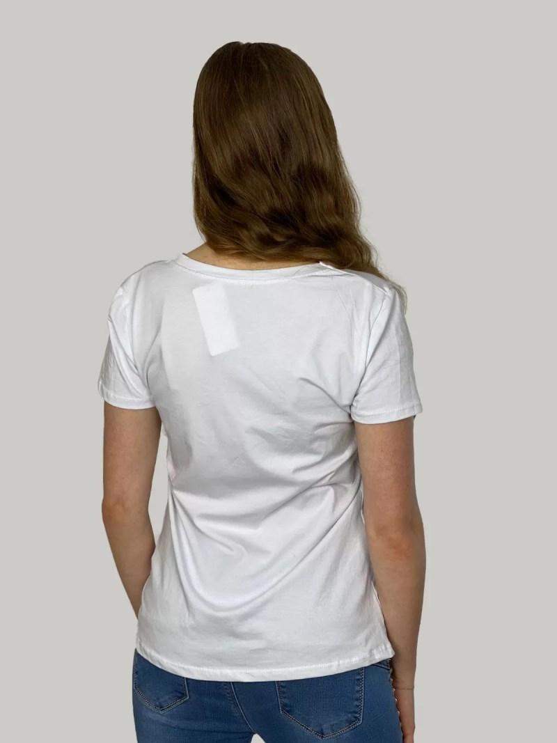 mjn 2115 Zomer t-shirt voor dames
