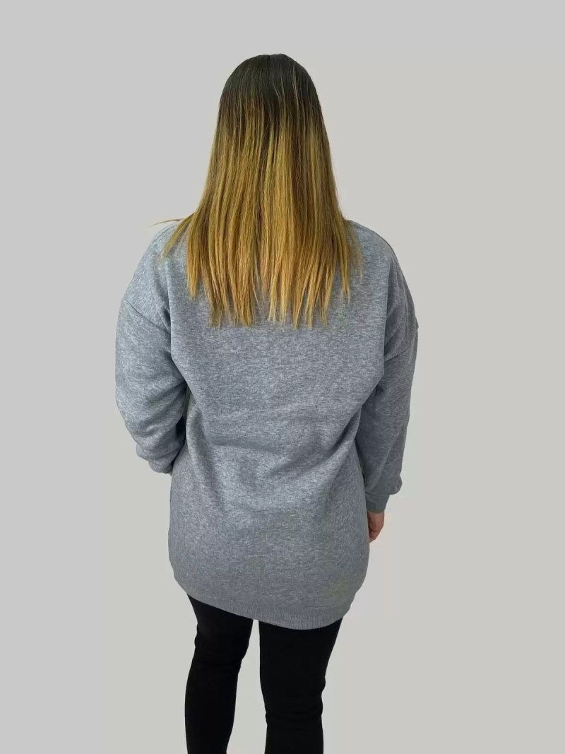 NV 20 418 min Trui of Sweater Met Foto Erop