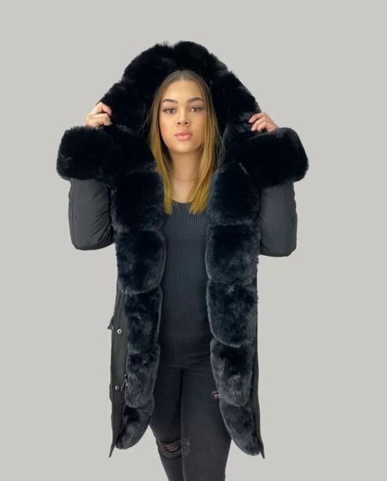 Furry-Sleeve-Jacket