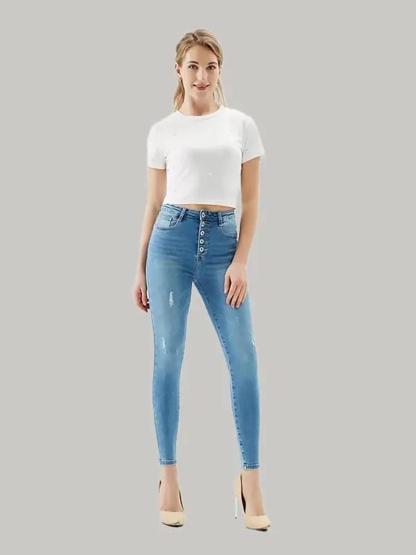 Skinny-Spijkerbroek