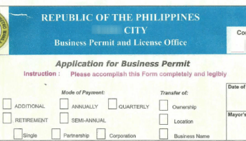 Barangay Clearance Renewal For Your Business - Memoentry