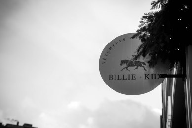 Billie the Kid. My Kinda Kid.