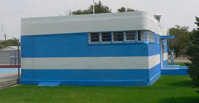 The Hugo Municipal Pool
