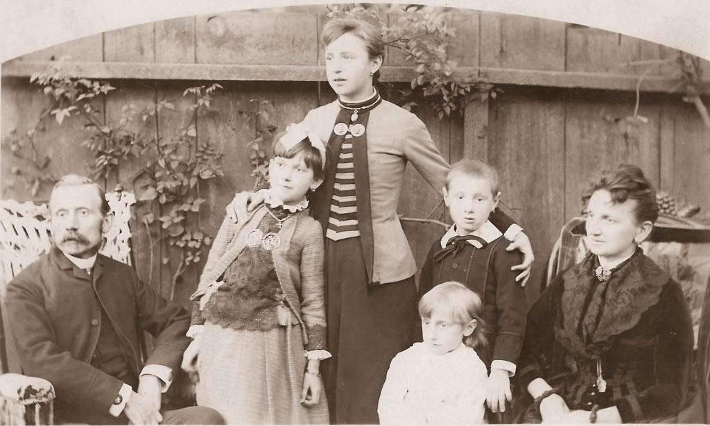 Rodust Family Picture  1888
