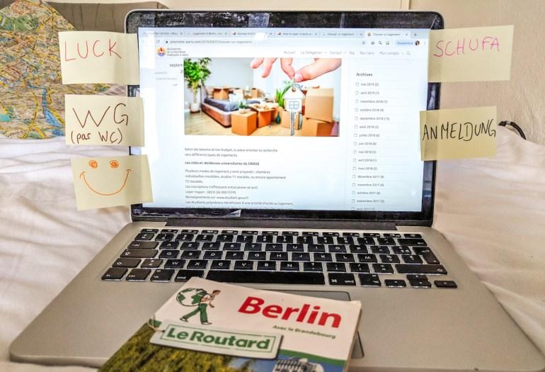 logement recherche berlin