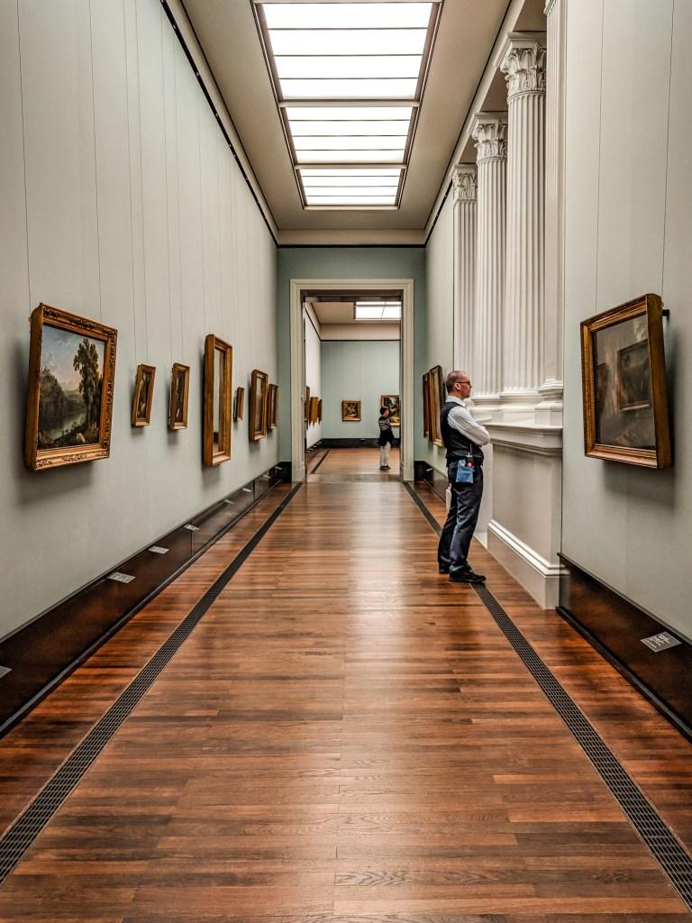 Alte Nationale Galerie de Berlin