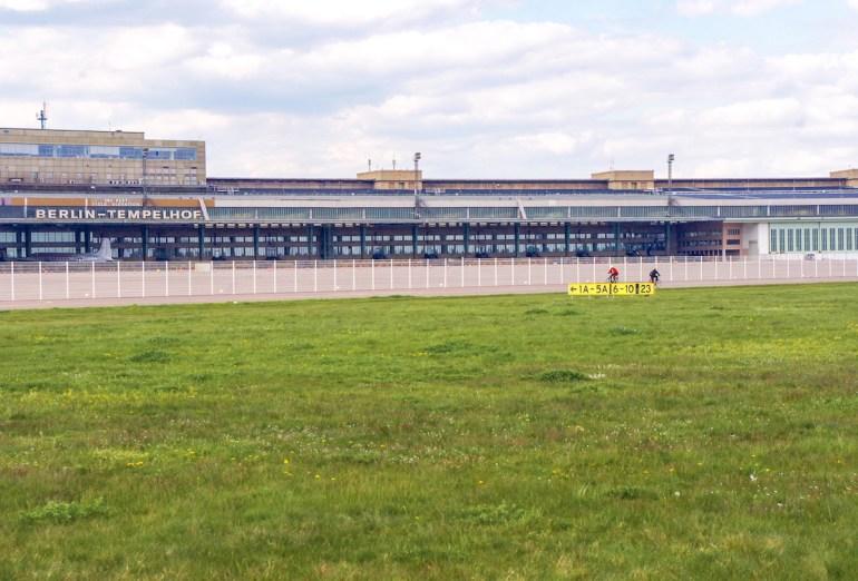 le parc Tempelhof
