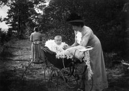 Germaine et sa mère