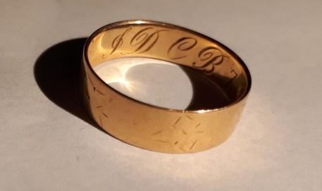 anneau, alliance, mariage