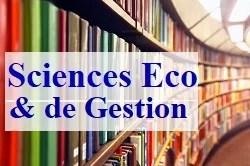 Sciences Economiques et de Gestion