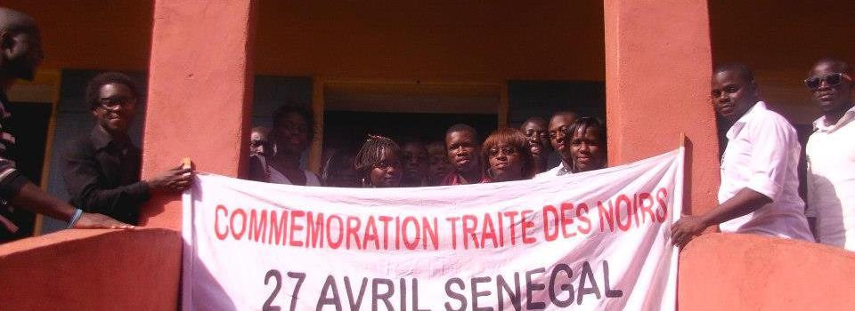 27 AVRIL, ABOLITION DÉFINITIVE DE L'ESCLAVAGE- Le message à la jeunesse