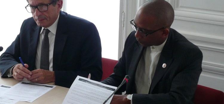 «RÉPARATION TWEET RACISTE» – Conférence de Presse à l'Assemblée Nationale sur TF1