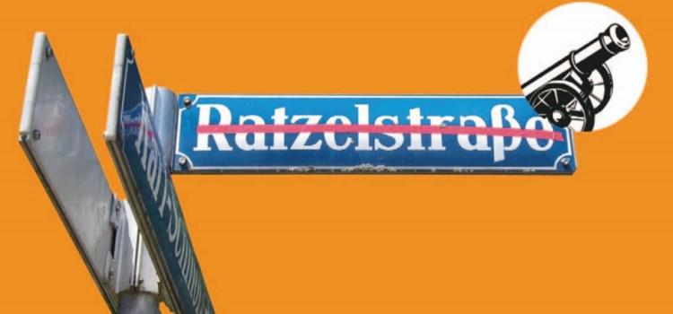 MUNICH- Karfa Diallo invité de la Ville de Munich pour la campagne sur les rues de négriers / 20-22 février 2014