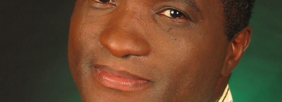 Serge Bilé, invité d'honneur de la 16ème Edition du Mémorial de la Traite des Noirs – Diner de la liberté, 8 mai 2014