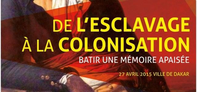 SENEGAL- 27 avril, 1ère Journée Nationale de Commémoration de la Traite des Noirs et de l'Esclavage, Ville de Dakar