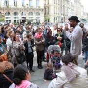 VISITE-GUIDÉE: «la face noire de Bordeaux» – Journées du Patrimoine 2015